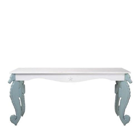 "Long 65"" Seahorse Leg Table"