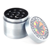 Image of Aluminum Alloy 4-Layer 40mm Herb Tobacco Grinder (Style Options Available)