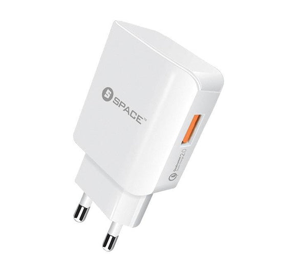 SPACE Quick Charge 2.0 Wall Charger