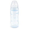 Nuk First Choice Bottle and Nipple 300ml Blue 10125129 | 24hours.pk