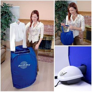 Air O Dry Mini Portable Electric Clothes Dryer | 24hours.pk