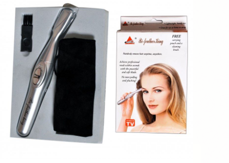 Eye brow trimmer