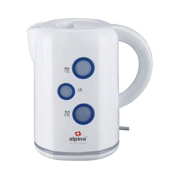 Alpina 1.7 L Kettle (SF 821).(ONLY FOR KARACHI)