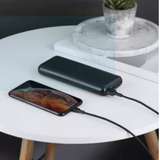 Aukey 20000mAh Type C Ultra Slim Power Bank with USB C Fast Charging 5V 3A (PB-XN20)