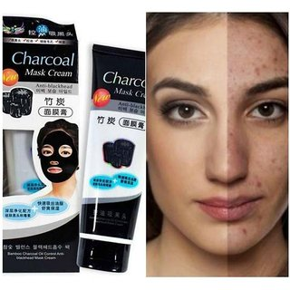Charcola Mask- Black Heads remover