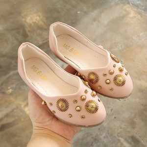 Sparkles Pink Girl Shoes