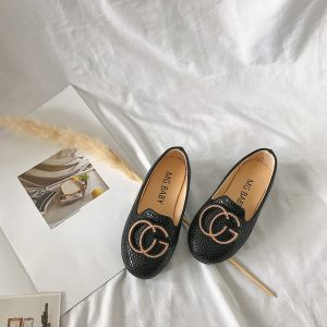 CG Style Black Girls Shoes