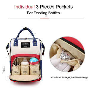 BAG DIAPER BAGS ANELLO BAG BABY BAG - MOTHER BAG (NOT USE USB) + Living Traveling Share 1212