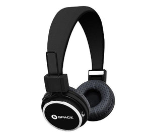 SPACE Solo Wired On-Ear Headphones SL-551