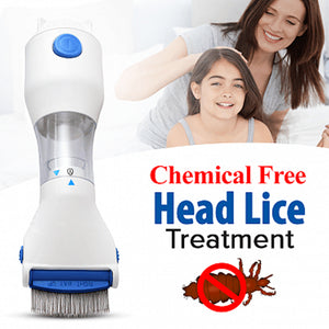 Head Lice Comb, Allergy and Chemical Free Head Lice Treatment | 24HOURS.PK