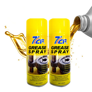 Pack Of 2, 7CF Grease Spray 450 ml | 24HOURS.PK