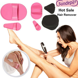 Pack of 2 ,Sundepil Quick and Painless Hair Removal Pads | 24HOURS.PK