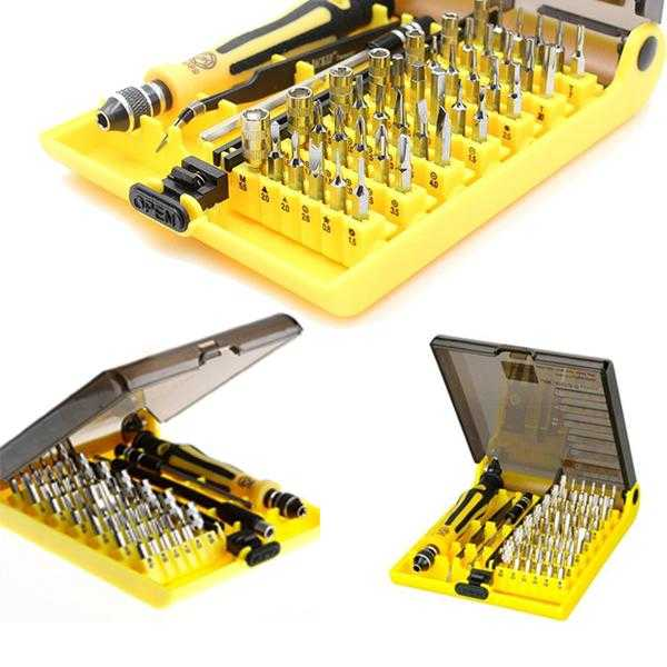 jacckly Professional Tool Kit with Storage Box 0225 | 24HOURS.PK