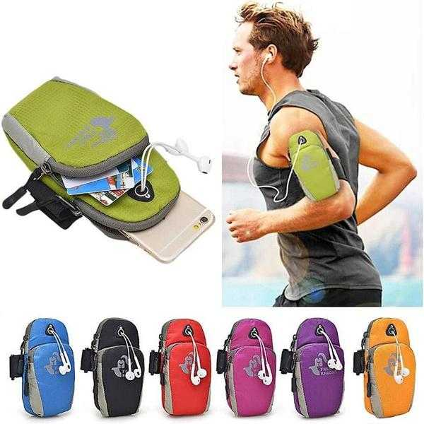 HuntGold Universal Running Riding Armband Arm Band Bag Case | 24HOURS.PK