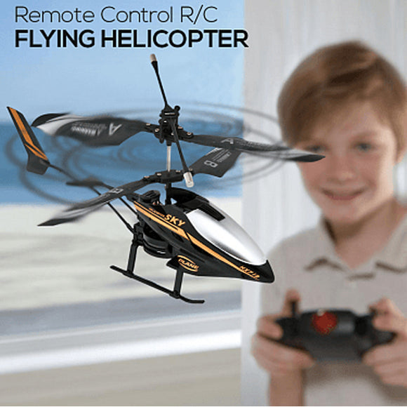 Mini 2 Remote Control RC Flying Helicopter | 24hours.pk