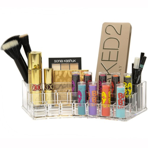 Cosmetic Rack Makeup Organizer | 24hours.pk