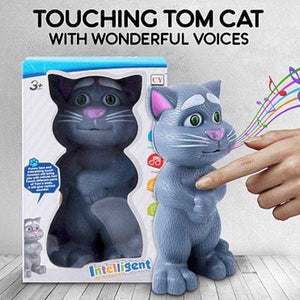 Intelligent Touching Tom Cat with Wonderful Voices | 24hours.pk
