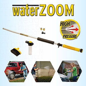 Water Zoom High Pressure Car Washer | 24HOURS.PK