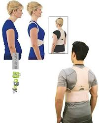 Pack of 2 Royal Posture Energizing Back Support for Men & Women (026) | 24HOURS.PK