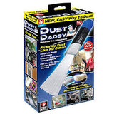 Dust Daddy - Universal Vacuum Cleaner Attachment - Dust And Dirt Remover | 24hours.pk