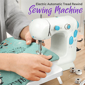 UBT Desktop Multifunction Electric Automatic Tread Rewind Sewing Machine | 24HOURS.PK