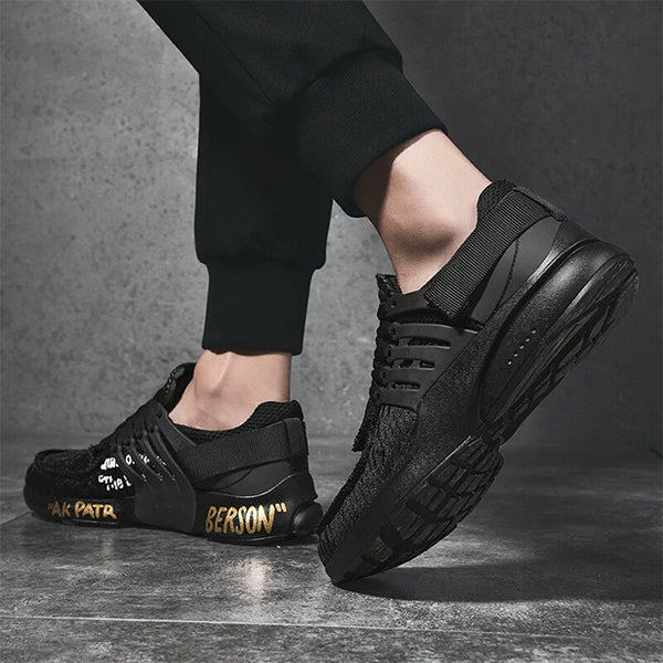 Fashion Pristo Shoes For Men -Black | 24HOURS.PK