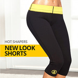 Hot Shapers New Look Shorts , Black | 24HOURS.PK
