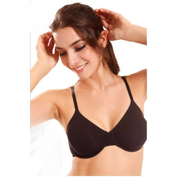 Pack of 3 Flourish Wild Gentle 003 Bra | 24hours.pk