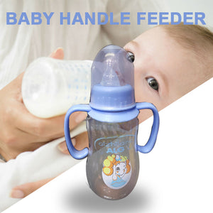 Pack of 2 Baby Feeding Bottle Milk Bottle Blue | 24HOURS.PK