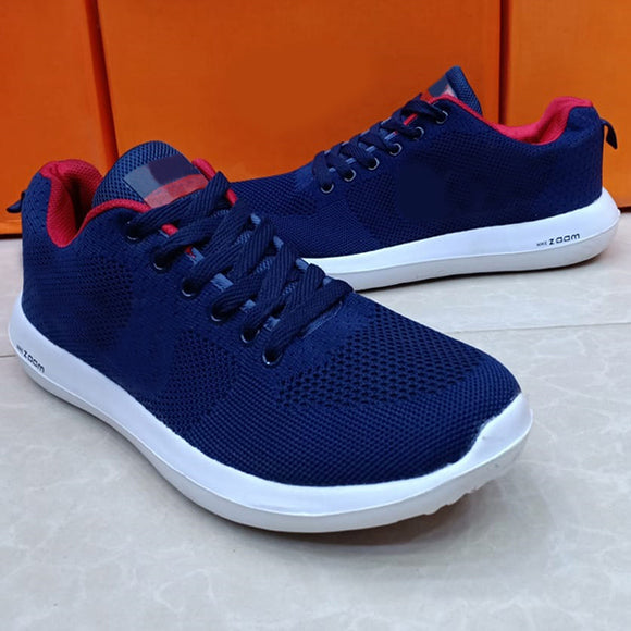 Wolf Revolution Running Shoes For Mens Blue & White | 24HOURS.PK