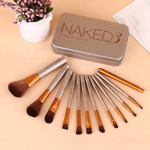 Naked 3 Brushes 12 pcs | 24HOURS.PK