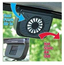 Car Auto Cool – Ventilation System for your Car (051) | 24HOURS.PK
