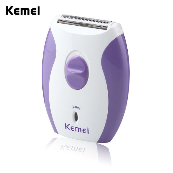 Kemei Rechargeable KM-280R Shaver Epilators For Women | 24hours.pk
