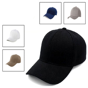 Men's Cotton Baseball Adjustable Cap | 24HOURS.PK