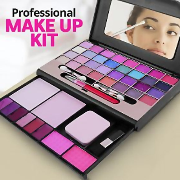L'CHEAR Delicate Cabinet Professional Make Up Kit (1026) | 24hours.pk