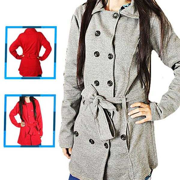 Versatile Design Ladies Winter Coat | 24HOURS.PK