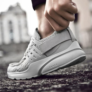 Fashion Pristo Shoes For Men grey | 24HOURS.PK