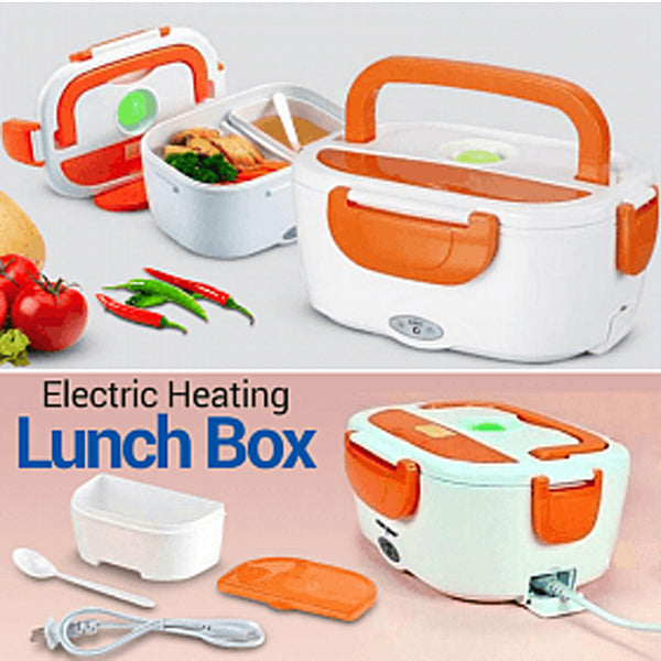 HTC Electric Heating Lunch Box 220 Volts | 24HOURS.PK