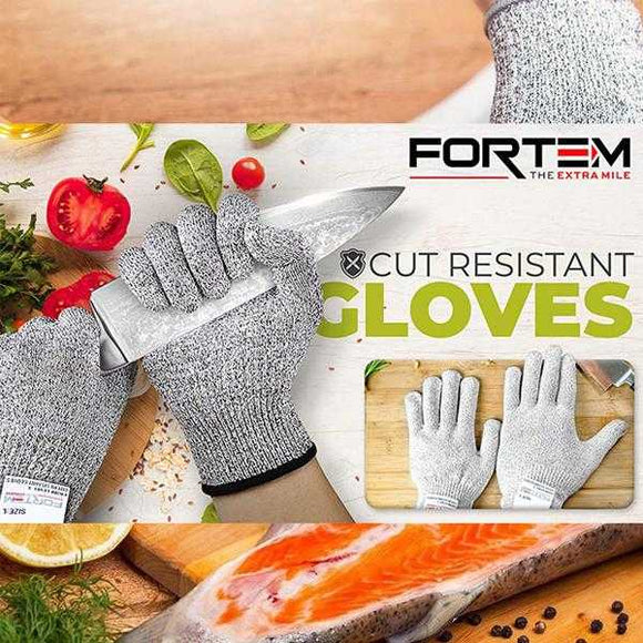 Anti-Cut Resistant Gloves | 24HOURS.PK