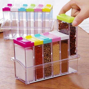 Dynore Kitchen Seasoning Box 6 Pieces | 24HOURS.PK