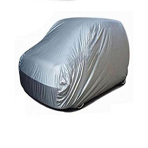 Pack of 2 WaterProof Car Cover for Small Cars(Protect Your Car in All Seasons) | 24HOURS.PK