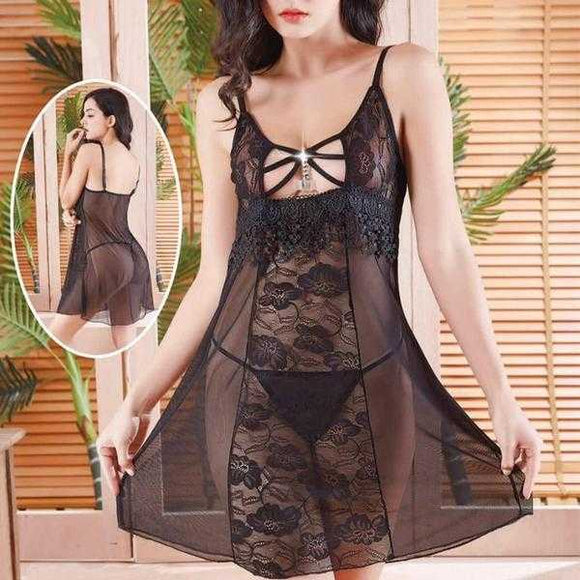 Nighty Romantic Hot Sexy Summer Nightwear Sleepwear | 24HOURS.PK