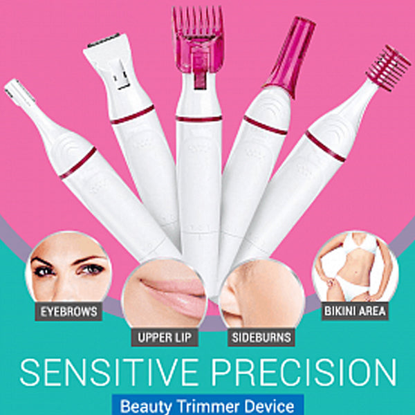 New Sweet Sensitive Precision Beauty Trimmer Device | 24hours.pk