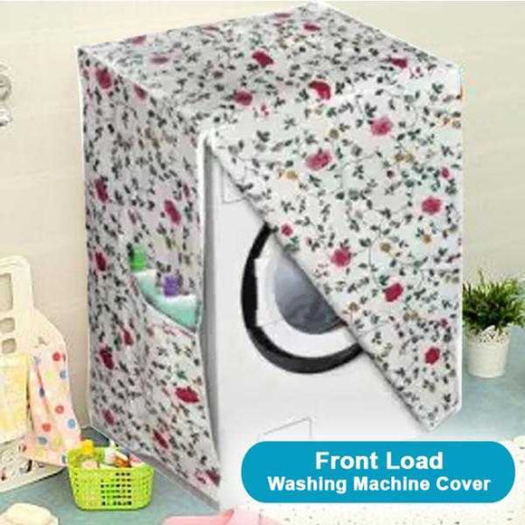 Front Loading Washing Machine Cover (1112) | 24HOURS.PK
