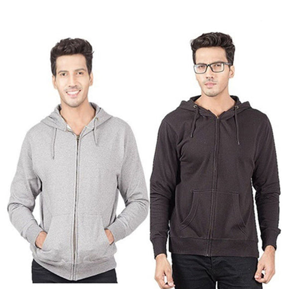Winter Warm Fleece Hoodie (2 Pack) | 24hours.pk