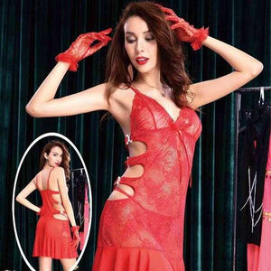 Red Nighty for Women D2 | 24HOURS.PK