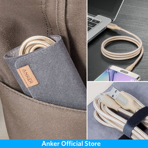 Anker PowerLine+ 6ft Micro USB Cable