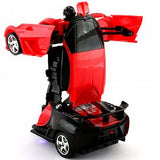Autobotics 360° Rotation RC Deformation Modelling Car For Kids 3+Ages | 24HOURS.PK