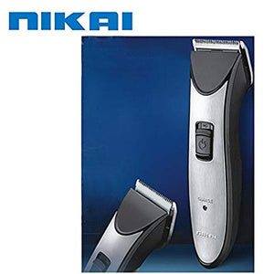 NIKAI NK-1077 Rechargeable Hair Trimmer For Men | 24hours.pk