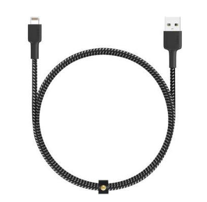 Aukey USB-A to MFi Lightning Cable 3.95ft (CB-BAL3)